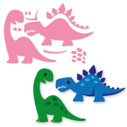 COL1400 ~ ELINE'S DINO ~ Marianne Design Collectables